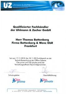 uhlmann_zacher_zertifikat_battenberg