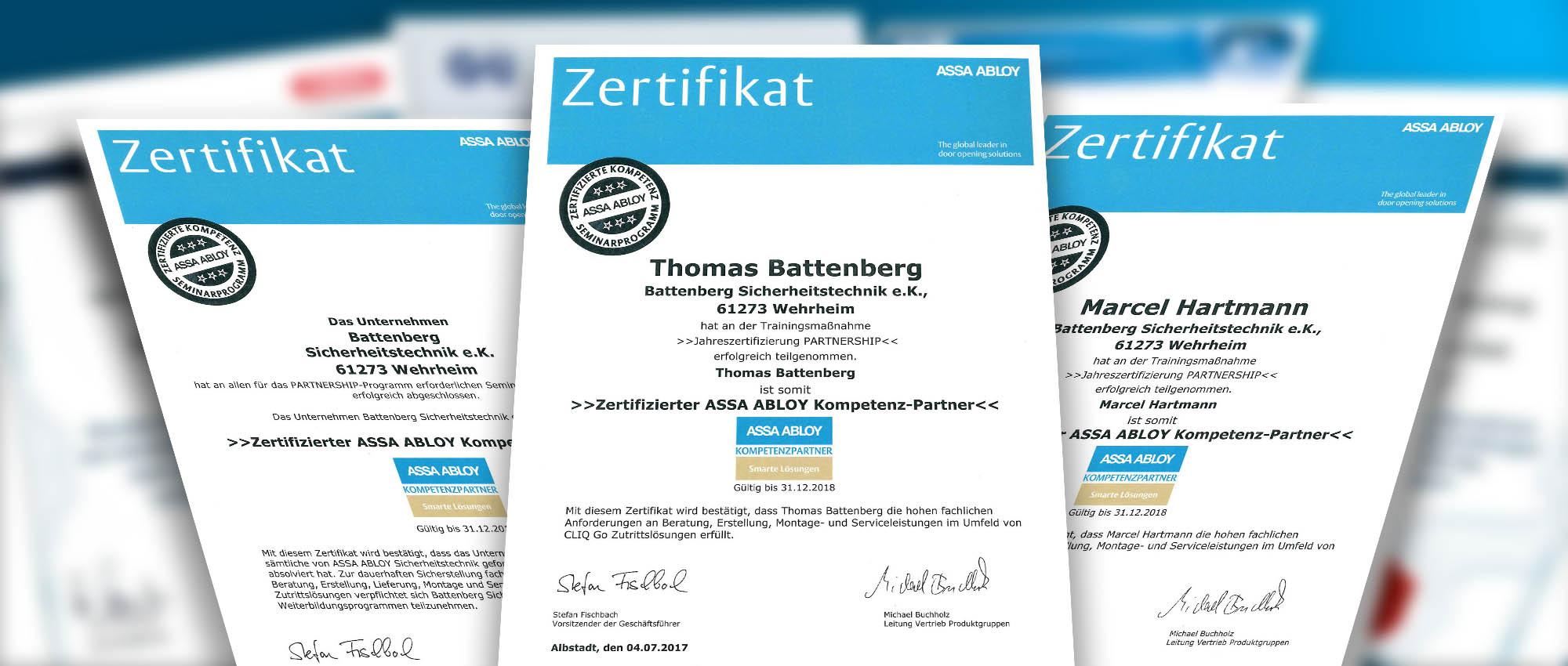 assa-abloy-zertifikate
