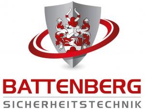 Das neue Logo gibt es in zwei Varianten. Das Wappen der Familie Battenberg über ...