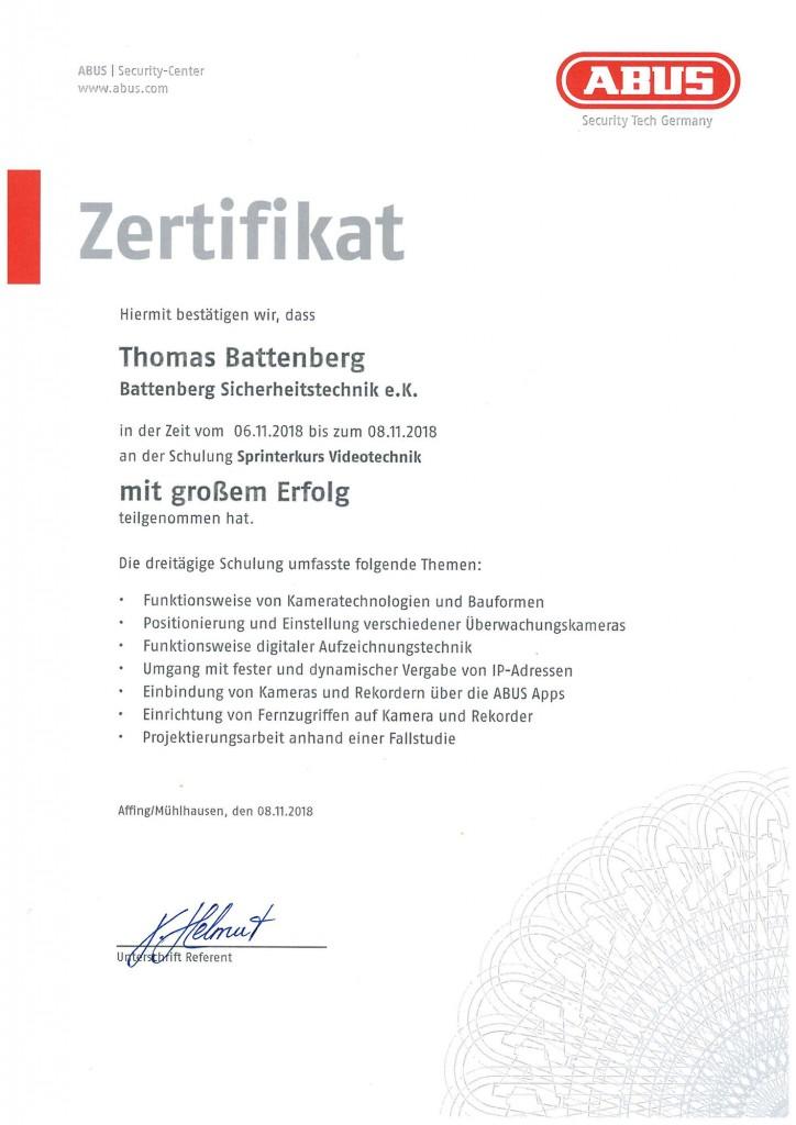 zertifikat-abus-security-center-t-battenberg-videotechnik